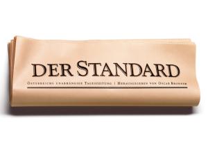 """Interview in der Zeitung """"Der Standard"""" zum Thema Licht"""
